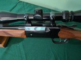Thompson Center TCR 83 Aristocrat rifle and Tasco scope, 243 - 2 of 6
