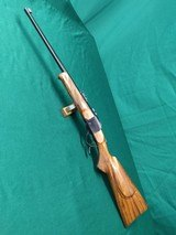 Ruger #3 custom rifle in 22 Hornet, mint condition