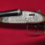 AYA number 2 Deluxe (AyA number 1 engraving and wood), 16 gauge, mint condition