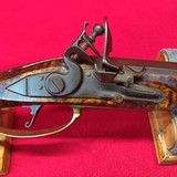 Jack Haugh built Bi-Centennial flintlock rifle, serial number 34 with matching Tom White powder horn numbered to rifle. - 1 of 20