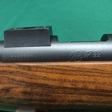 Kimber Classic 22 lr., sporting rimfire rifle, mint condition, great stock - 4 of 10