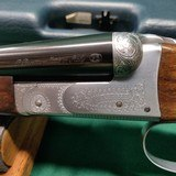 Beretta model 470 Silver Hawk 20 gauge in case, all original - 2 of 16