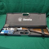 Beretta model 470 Silver Hawk 20 gauge in case, all original - 11 of 16