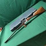 Beretta model 470 Silver Hawk 20 gauge in case, all original