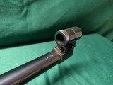 Walther 22 lr single shot target rifle, Model KKM ?? - 10 of 10