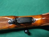 Walther 22 lr single shot target rifle, Model KKM ?? - 6 of 10