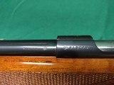 Walther 22 lr single shot target rifle, Model KKM ?? - 3 of 10