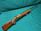 Walther 22 lr single shot target rifle, Model KKM ?? - 7 of 10