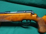 Walther 22 lr single shot target rifle, Model KKM ?? - 2 of 10