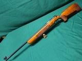Walther 22 lr single shot target rifle, Model KKM ??