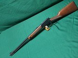 winchester 9422 22 wmr (22 magnum), checkered stock, mint condition