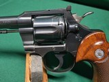 "Colt Officers Model Match in 22 lr, 6"" barrel, all original, 1965 - 6 of 8"