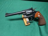 "Colt Officers Model Match in 22 lr, 6"" barrel, all original, 1965 - 4 of 8"
