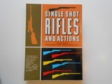 SIGNED Single Shot Rifles and Actions by Frank de Haas 1969 Paperback Book - 2 of 13