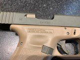 Glock G23C Gen 3, .40S&W with Custom Cerakote finish and all accessories - 7 of 12