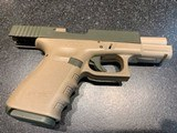 Glock G23C Gen 3, .40S&W with Custom Cerakote finish and all accessories - 6 of 12