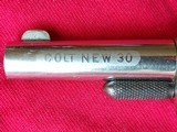 RARE *unfired* ORIGINAL Colt New Line pocket pistol w/ FREE shipping