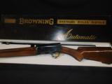BROWNING AUTO 5 LIGHT TWENTY WITH BOX SOLD - 3 of 7