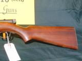 WINCHESTER MODEL 74 22 SHORT SOLD - 2 of 6