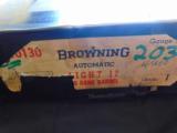 BROWNING AUTO 5 LIGHT TWELVE BUCK SPL IN BOX - 9 of 10