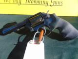 SMITH & WESSON MODEL 13-4 357 SOLD- 2 of 6