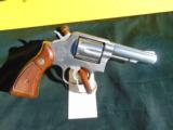 SMITH & WESSON MODEL 64-3 38 SOLD - 5 of 7