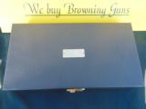 BROWNING MEDALIST CASE AND ACCESSORIES SOLD - 4 of 6