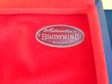 BROWNING MEDALIST CASE AND ACCESSORIES SOLD - 3 of 6