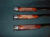 BROWNING SUPERPOSED MIDAS GRADE 3 BARREL SET WITH CASE - 7 of 9