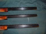 BROWNING SUPERPOSED MIDAS GRADE 3 BARREL SET WITH CASE - 8 of 9