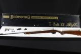 BROWNING T2 T-BOLT NEW IN BOX - SOLD