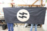 NAZI SS BANNER SOLD