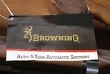 BROWNING AUTO 5 LIGHT TWENTY GUN DOG SERIES POINTER EDITION - 11 of 14