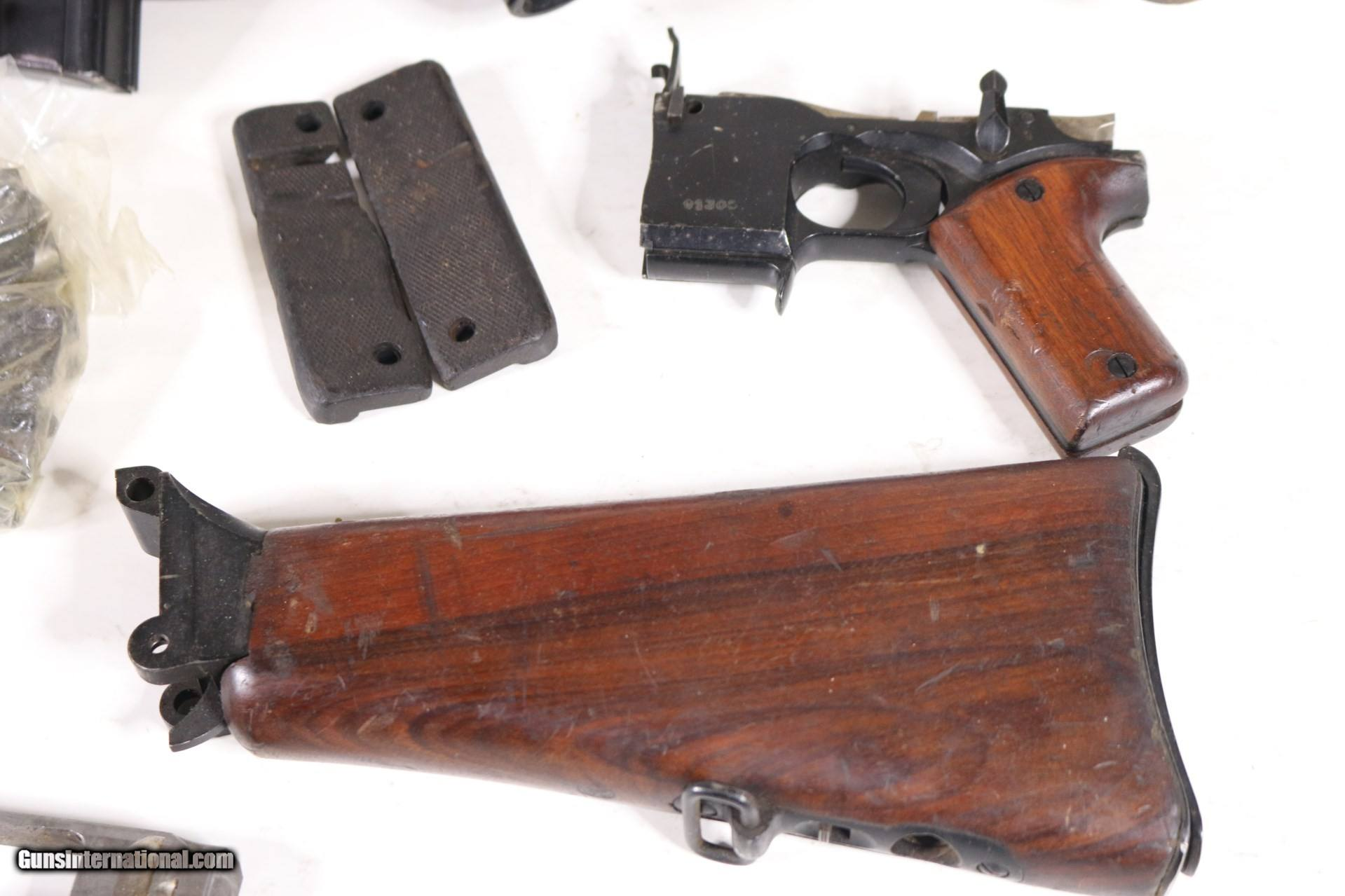 FN FAL 7 62 WITH MANY EXTRAS SOLD