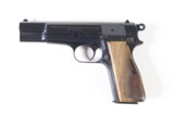 BROWNING HI POWER ( CUSTOM )