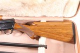 BROWNING AUTO 5 SWEET SIXTEEN TWO BARREL SET WITH CASE - 2 of 10