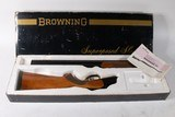 BROWNING LIEGE 12 GA WITH BOX - 1 of 9