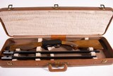 BROWNING AUTO 5 LIGHT TWENTY TWO BARREL SET WITH CASE - SOLD - 1 of 10