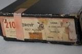 BROWNING T-BOLT .22 GRADE II - 10 of 10