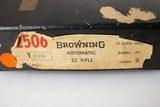 BROWNING ATD .22 LONG GRADE II - 10 of 10