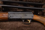 BROWNING AUTO 5 LIGHT TWENTY TWO BRREL SET WITH CASE - 3 of 9