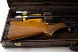 BROWNING AUTO 5 LIGHT TWENTY TWO BRREL SET WITH CASE - 6 of 9