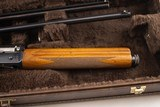 BROWNING AUTO 5 LIGHT TWENTY TWO BRREL SET WITH CASE - 8 of 9