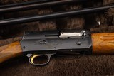 BROWNING AUTO 5 LIGHT TWENTY TWO BRREL SET WITH CASE - 7 of 9