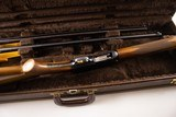 BROWNING AUTO 5 LIGHT TWENTY TWO BRREL SET WITH CASE - 9 of 9