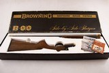 BROWNING BS/S 12 GA. 2 3/4'' - SOLD