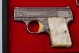 BROWNING RENAISSANCE .25 ACP, .380 ACP, AND 9 MM SET WITH CASE - 2 of 21