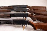 COLLECTION OF WINCHESTER SHOTGUNS