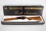 BROWNING DOUBLE AUTOMATIC TWELVETTE IN BOX - 1 of 10