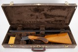BROWNING SUPERPOSED 20 GA 2 3/4'' GRADE I WITH CASE